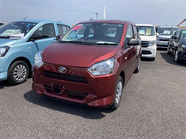 沖縄の中古車 ダイハツ ミライース 車両価格 89.8万円 リ済別 2020(令和2)年 0.2万km ワイン
