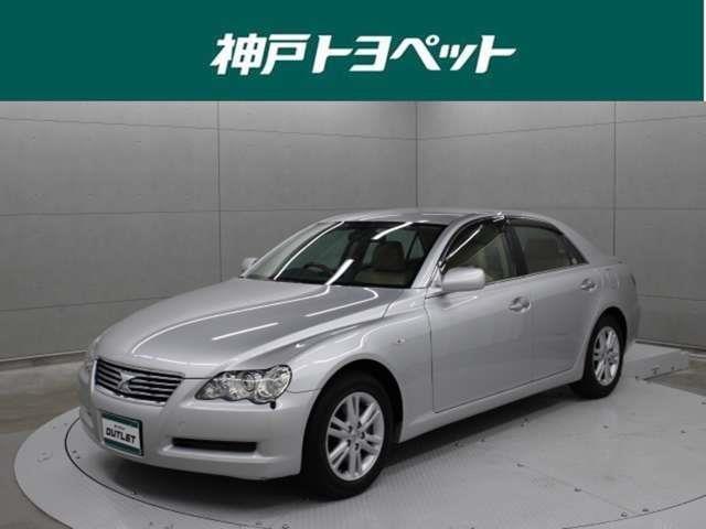 トヨタ マークX 250Gプライムセレクション キーレス ETC キセノンライト パワーシート ワンオーナー CDオーディオ