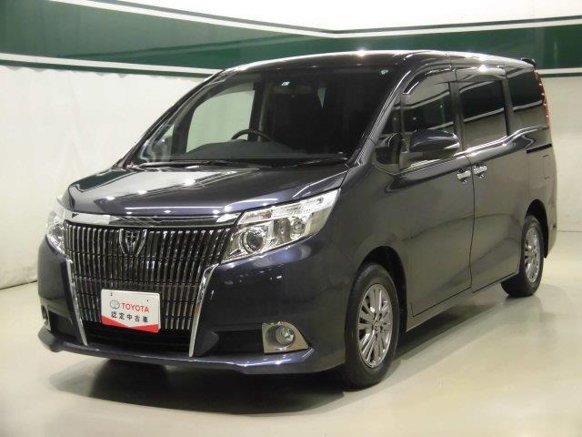 トヨタ エスクァイア Xi フルセグ メモリーナビ バックカメラ ETC 両側電動スライド LEDヘッドランプ 乗車定員8人 3列シート