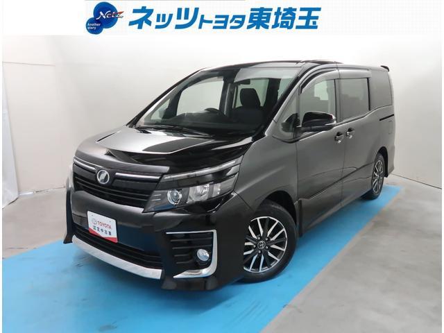 トヨタ ZS 純正SDナビ サポカー フルセグTV Bluetooth接続 LEDヘッドライト バックカメラ ETC スマートキー
