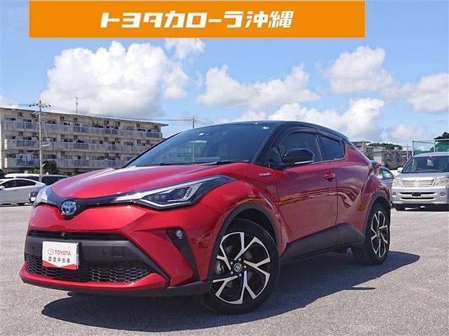 C-HR(沖縄 中古車) 色:アカ 価格:239万円 年式:2019(令和1)年 走行距離:0.2万km