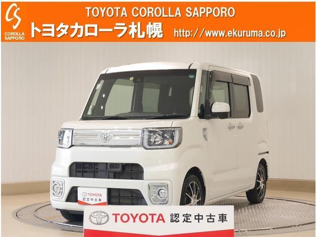トヨタ Gターボ SAII 4WD 両自動D Bカメラ ナビTV ABS