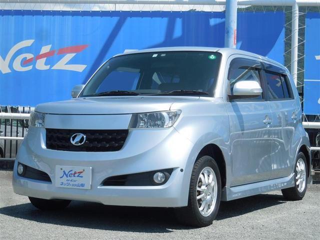 トヨタ bB Z エアロ-Gパッケージ フルセグ HDDナビ DVD再生 ETC HIDヘッドライト ロングラン保証
