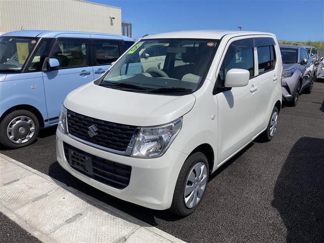 沖縄の中古車 スズキ ワゴンR 車両価格 88万円 リ済別 2014(平成26)年 4.1万km パールマイカ