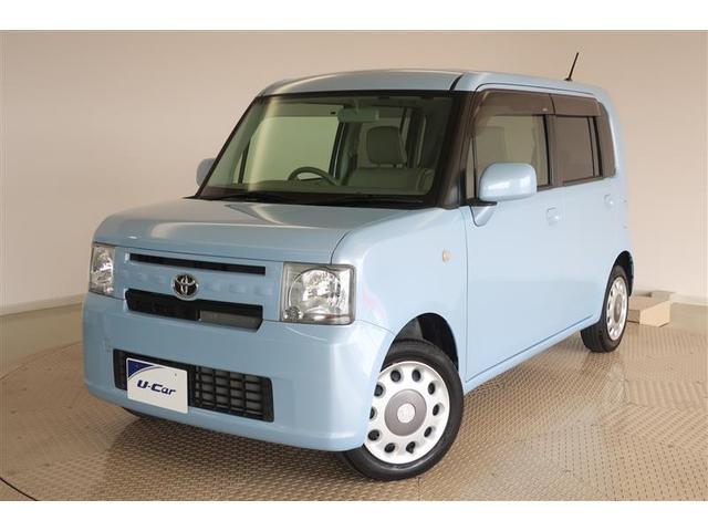 トヨタ ピクシススペース X ナビTV エコアイドル キーフリー 4WD スマートキー ABS メモリーナビ CD オートエアコン ベンチシート フルセグTV