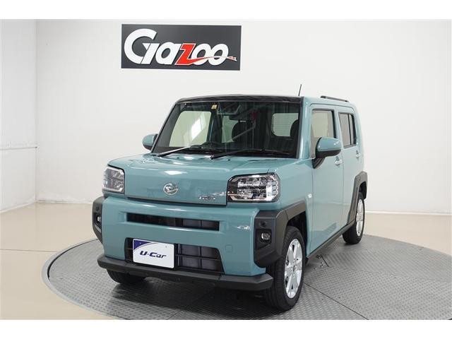 爽やかなレイクブルーのナビ付きタフトを入荷!!さすがの青空SUVは、開放