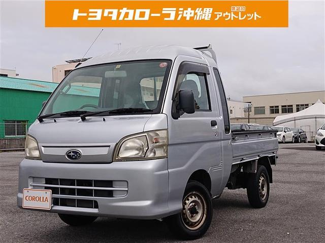 沖縄県の中古車ならサンバートラック グランドキャブ HDDナビ 記録簿