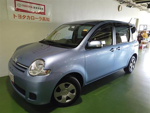トヨタ X ETC 電動スライドドア HIDヘッドライト 乗車定員7人 3列シート ワンオーナー