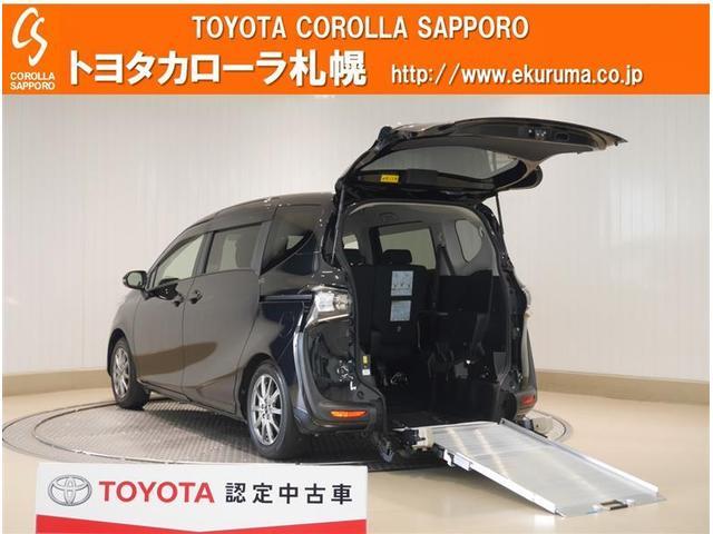 トヨタ X クルマイスシヨウシャ 車イス仕様車 ウェルキャブI 助手席側セカンドシート付