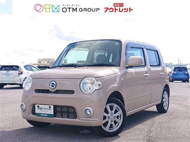 沖縄県の中古車ならミラココア ココアX ETC 記録簿