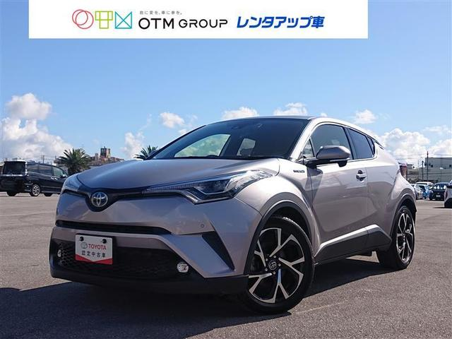 沖縄の中古車 トヨタ C-HR 車両価格 234.3万円 リ済別 2019(平成31)年 3.2万km グレー