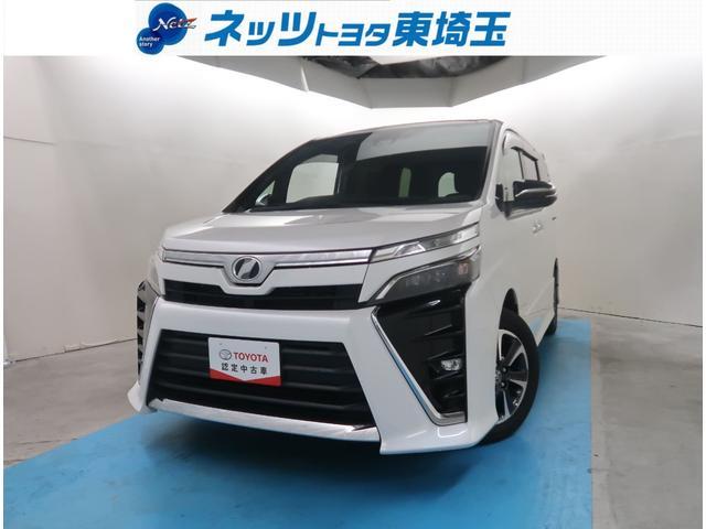 トヨタ ヴォクシー ZS 煌 純正10型SDナビ サポカー Bluetooth接続 フルセグTV 後席モニター バックカメラ ETC LEDヘッドライト