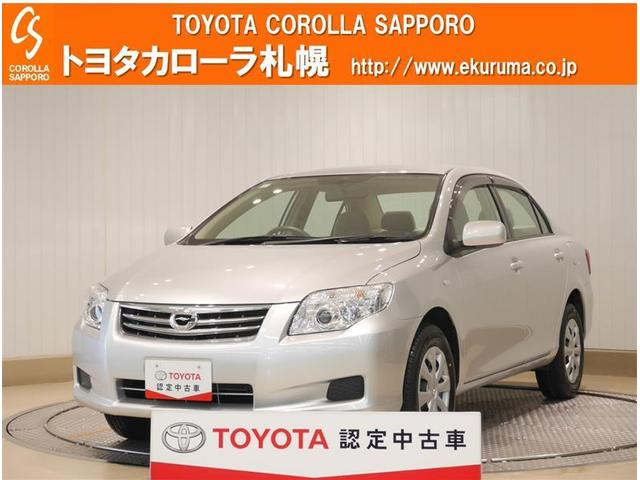 トヨタ カローラアクシオ X HIDリミテッド 4WD キーレス CD
