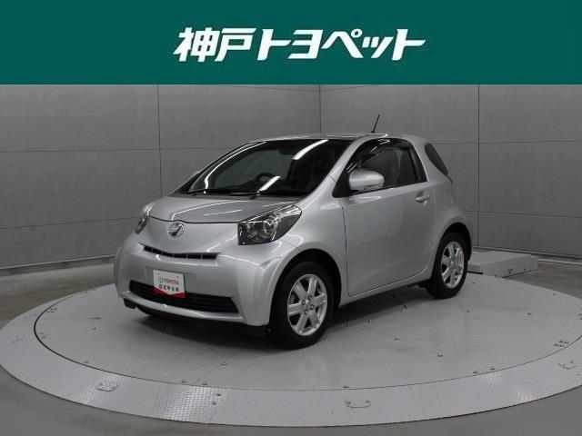 トヨタ iQ 100G レザーパッケージ CD スマートキー HIDヘッドライト 純正アルミホイール