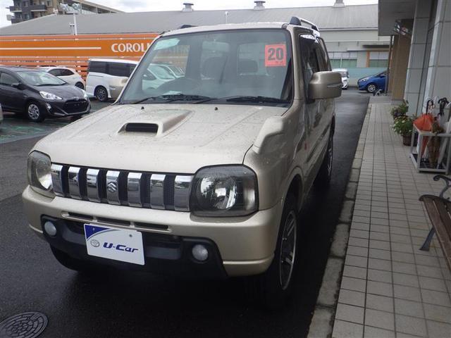 スズキ ワイルドウインド 4WD ETC