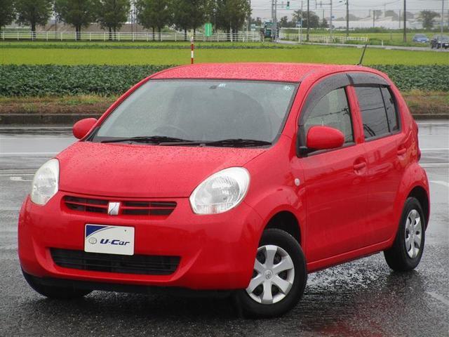トヨタ X クツロギ スマートキー ワンオーナー キーレス 盗難防止装置 乗車定員5人 ベンチシート ABS エアバッグ オートマ