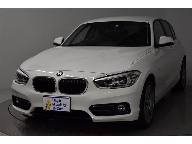 BMW 118d スポーツ 衝突軽減B バックカメラ ETC HDDナビ エコモード アクティブクルーズコントロール ナビTV 1オナ LEDヘッドライト キーレス スマートキー フルセグTV 盗難防止システム