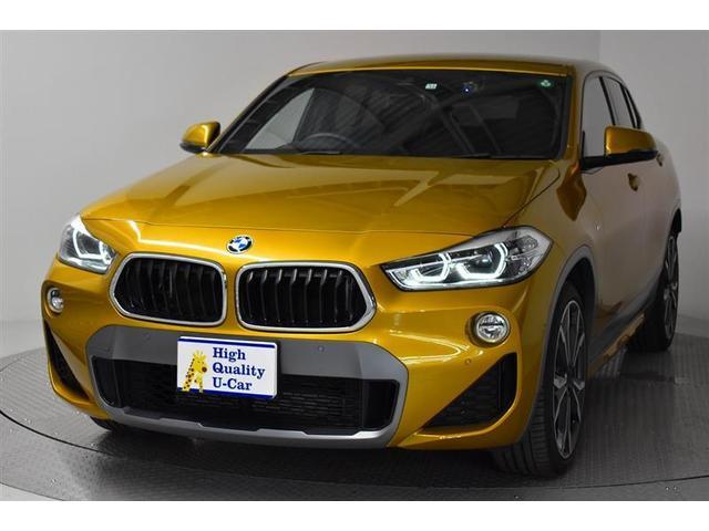 BMW xDrive 20i MスポーツX 衝突軽減B 4WD クルコン ナビ LED ETC Bカメラ AW