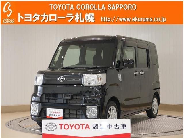 トヨタ ピクシスメガ L SAII 4WD エコアイドル ABS イモビ付 プリクラ 1オナ 1セグ