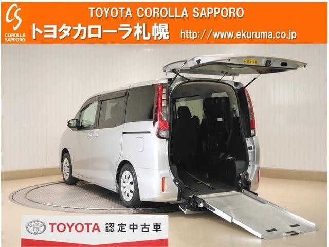 トヨタ ウェルキャブ X ウェルキャブ 車いす仕様 スロープタイプ