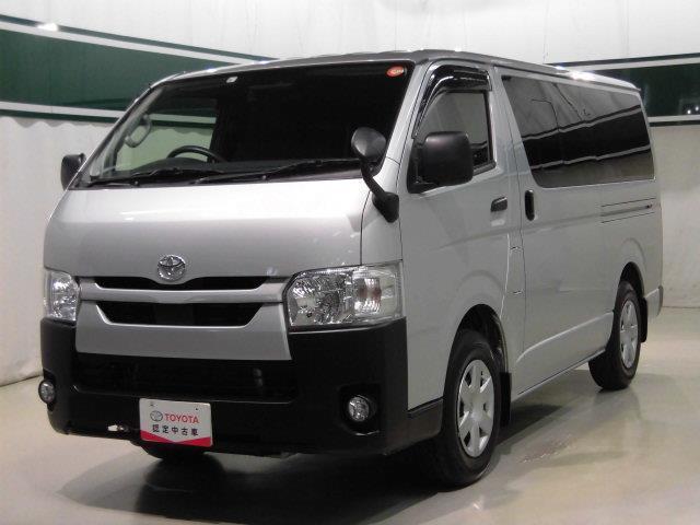 トヨタ ロングDX ETC 乗車定員6人