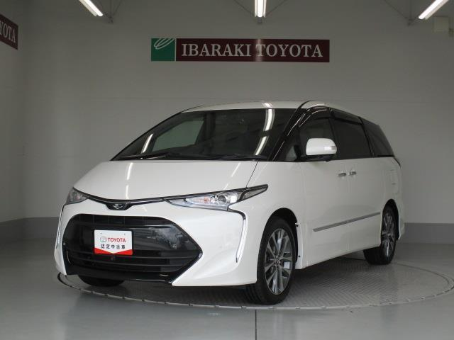 トヨタ アエラス プレミアム-G HDDナビ バックカメラ HIDヘッドライト 乗車定員7人
