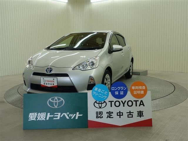 アクア(トヨタ) G 中古車画像