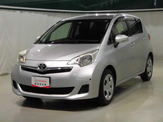 トヨタ ラクティス X