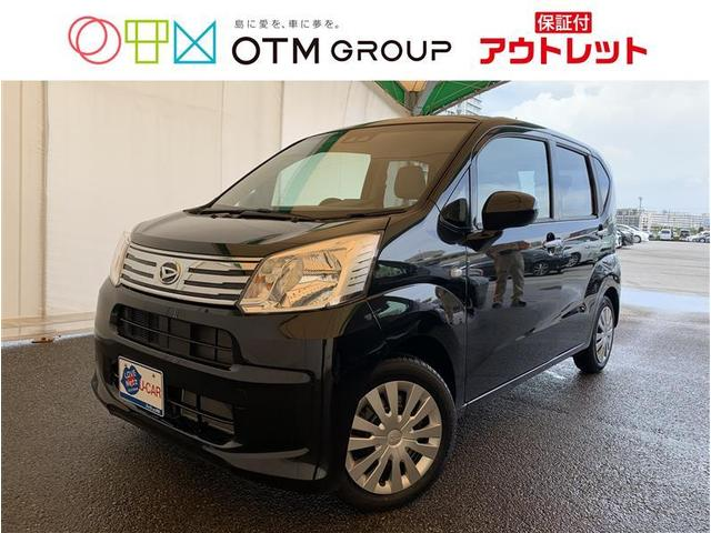 沖縄の中古車 ダイハツ ムーヴ 車両価格 99万円 リ済別 2019(令和1)年 1.4万km クロ
