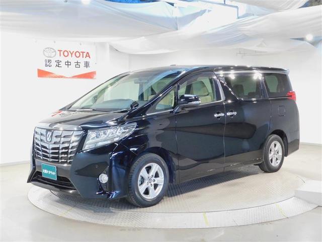 トヨタ 2.5X サンルーフ ETC 両側電動スライド LEDヘッドランプ 乗車定員8人 3列シート