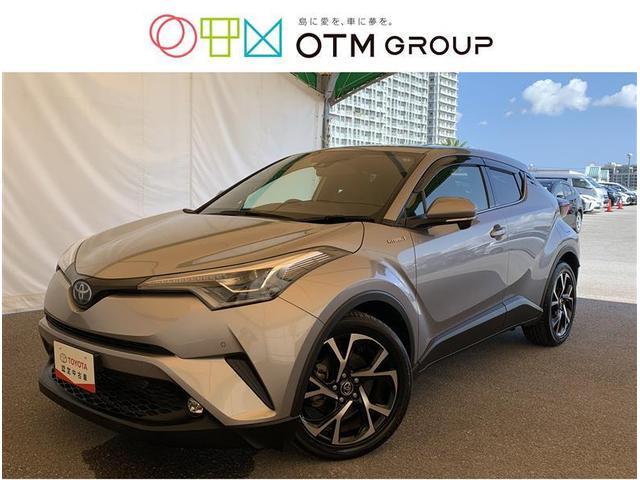 C-HR(沖縄 中古車) 色:メタルストリームメタリック 価格:231万円 年式:2019(令和1)年 走行距離:1.4万km