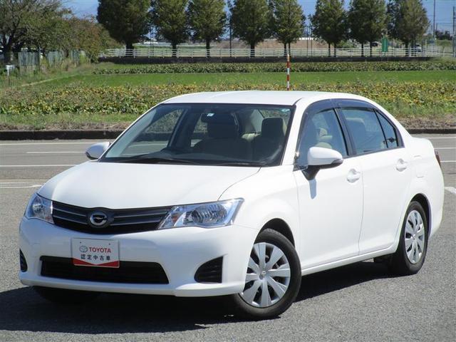 トヨタ 1.5X ミュージックプレイヤー接続可 横滑り防止機能 キーレス 乗車定員5人 ABS エアバッグ オートマ