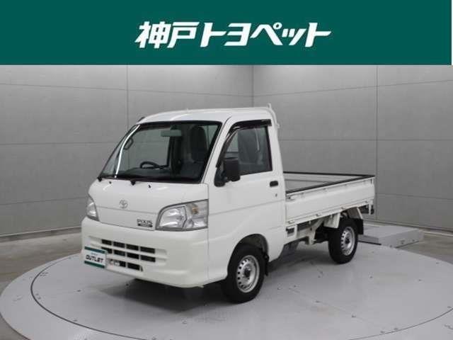 トヨタ スペシャルエアコン・パワステバージョン 5MT 3方開