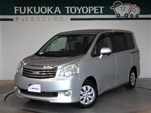 トヨタ X ・メモリーナビ ナビ&TV ワンセグ バックカメラ ETC 3列シート キーレス