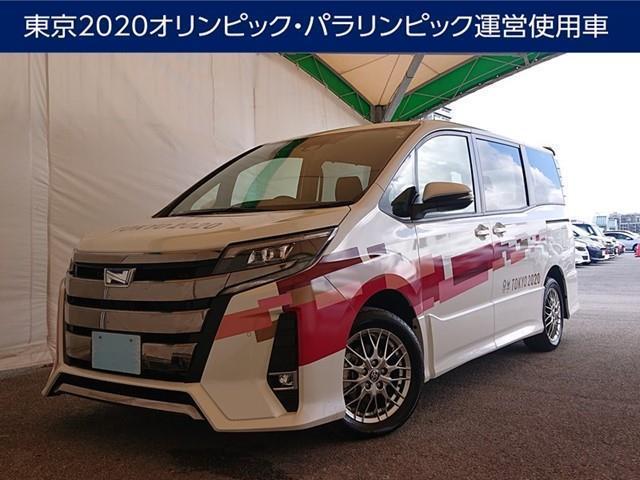 ノア(沖縄 中古車) 色:ホワイトパールクリスタルシャイン 価格:330万円 年式:2021(令和3)年 走行距離:0.4万km