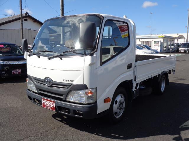 トヨタ ダイナトラック ベースグレード ETC アイドリングストップ ディーゼル