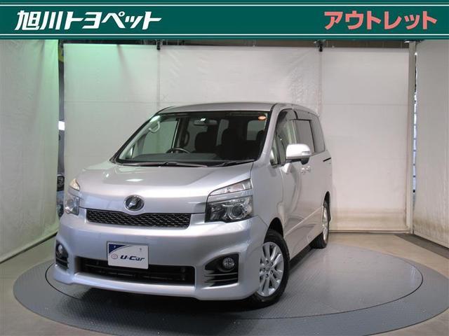 トヨタ ZS 4WD フルセグ HDDナビ DVD再生 バックカメラ 電動スライドドア HIDヘッドライト ウオークスルー 乗車定員7人 3列シート