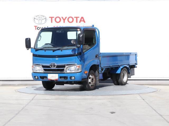 トヨタ ダイナトラック ロングフルジャストロー ETC ドライブレコーダー