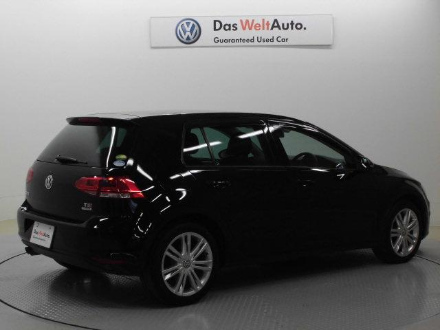 フォルクスワーゲン VW ゴルフ TSI Highline BlueMotion Technology DerErste