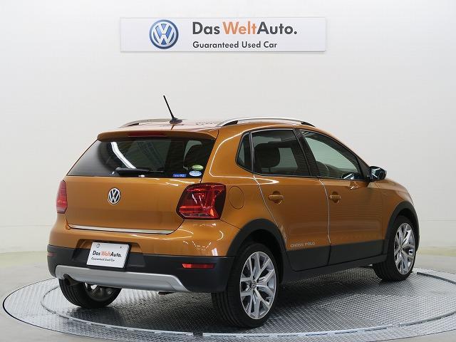 Volkswagen認定中古車 ナビTV 禁煙車 HID(5枚目)