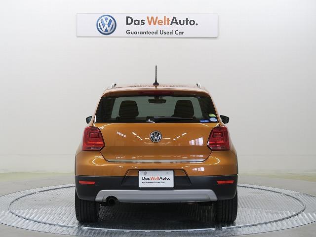 Volkswagen認定中古車 ナビTV 禁煙車 HID(6枚目)