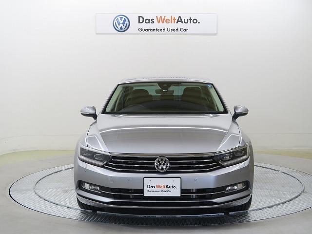 TDIハイライン Volkswagen認定中古車 1オーナー(2枚目)