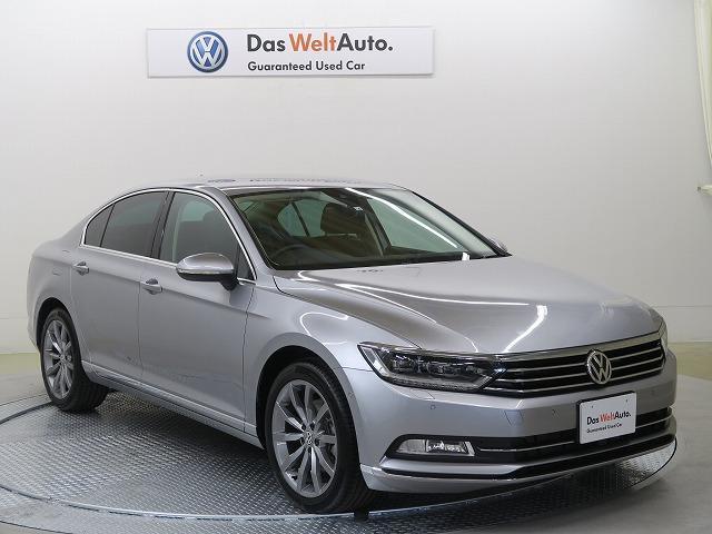 TDIハイライン Volkswagen認定中古車 1オーナー(3枚目)