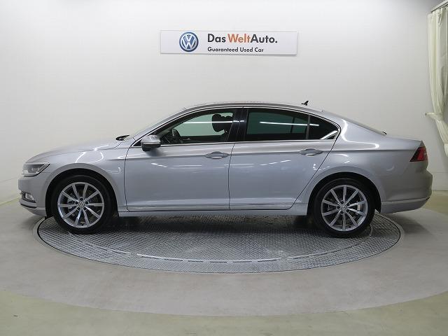 TDIハイライン Volkswagen認定中古車 1オーナー(8枚目)