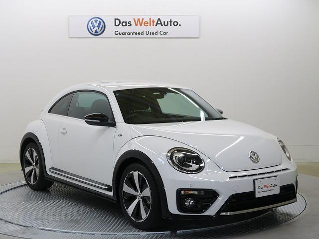 R-Line Volkswagen認定中古車 ワンオーナー(3枚目)