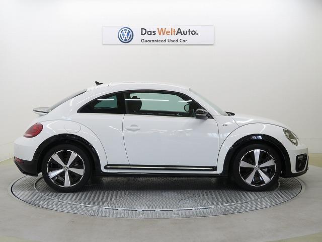 R-Line Volkswagen認定中古車 ワンオーナー(4枚目)