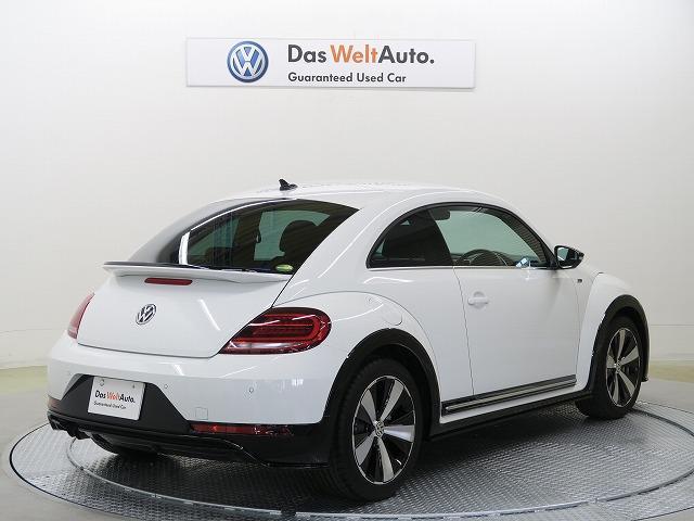 R-Line Volkswagen認定中古車 ワンオーナー(5枚目)