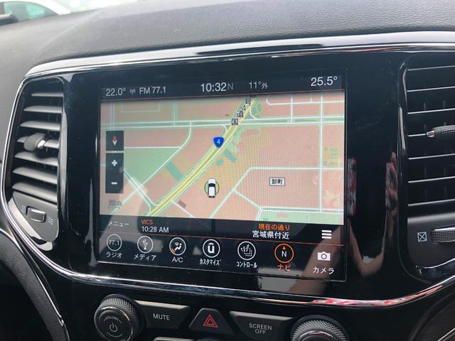 アップルカープレイやアンドロイドオートでもナビ機能jは装備されておりますが、ナビ機能もオーディオに内蔵されております!