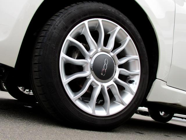 フィアット フィアット 500C 1.2 ポップ スタート&ストップ 純正15AW 新車保証