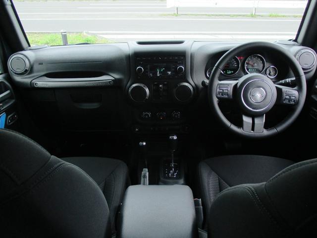 クライスラー・ジープ クライスラージープ ラングラーアンリミテッド スポーツ 4WD 登録済未使用車 2018年モデル